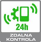 alarm bezprzewodowy gsm ERDA electronic - zdalna kontrola 24h