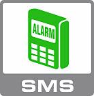 alarm bezprzewodowy gsm ERDA electronic - powiadomienia sms